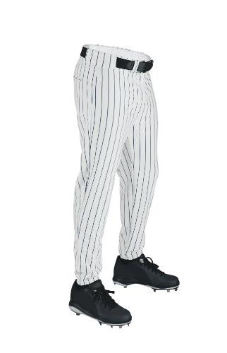 Wilson Sporting Goods Youth Deluxe Poly Warp Knit Pinstripe