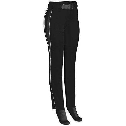 Augusta Sportswear WOMEN'S OUTFIELD SOFTBALL PANT S Black/