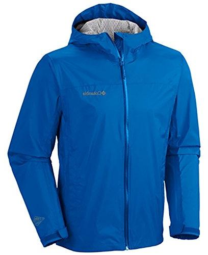 Columbia Women's Evapouration Jacket, Geyser, X-Large
