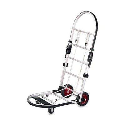 "Portable Platform Cart, Open Dim 14-1/2""x26""x38-1/4"