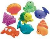 Elegant Baby Squirtie Sea Animals
