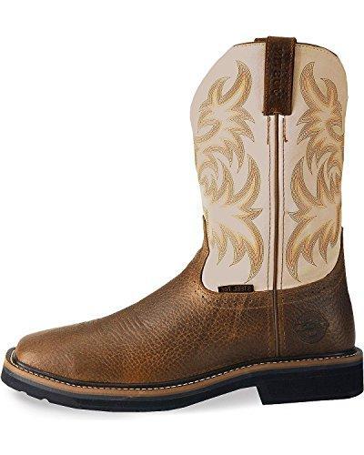 Justin Original Work Boots Men's Stampede Steel Toe Work