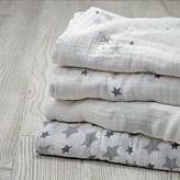 Baby Essentials Star Swaddle Blankets