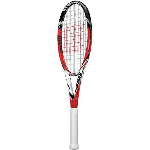 Wilson Steam 99S Spin Effect Tennis Racquet, 4.375