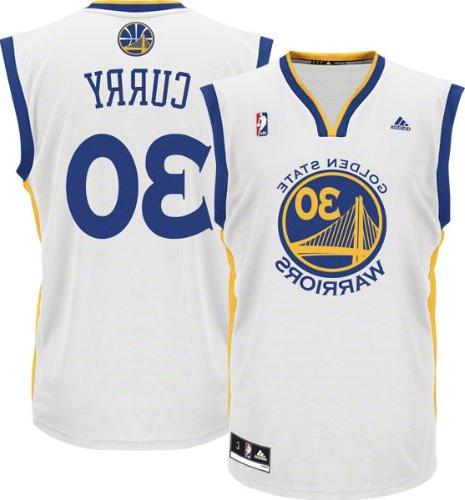 Stephen Curry Golden State Warriors Black Youth Replica