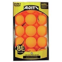 Stiga 38 Pack One-Star Table Tennis Balls