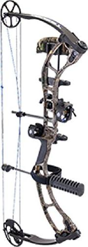 """Quest Storm Package Bow 23-27""""/60 lb, Left Hand, Realtree"""