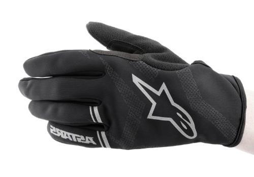 Alpinestars Stratus Cycling Gloves, Small, Black