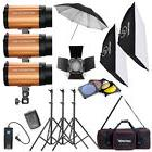 Neewer 900W Strobe Flash Lighting Kit for Portrait