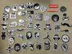 Stussy Supreme Skateboard Vinyl Laptop Luggage Decals Dope