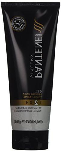 Pantene Pro-V Stylers Gel, Strong Hold 6.80 oz