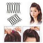 Women Girl Fashion Styling Hair Clip Stick Bun Maker Hair