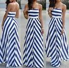 New Women's Summer Wedding Maxi Boho Beach Party Evening