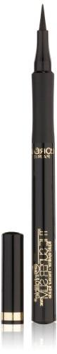 L'Oreal Paris The Super Slim Eyeliner by Infallible, Black,