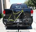 New SUV Truck Van Deluxe 2 Hitch Mount Bike Bicycle Rack