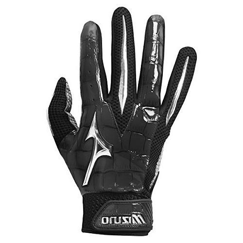 Mizuno Swagger Batting Glove, Orange, XX-Large
