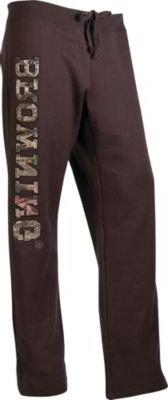 Women's Browning Sweatpants, CHOCOLATE, SM