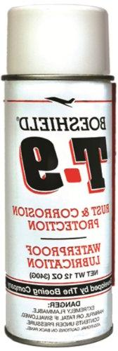 BOESHIELD T-9 Rust & Corrosion Protection/Inhibitor and