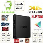 T95x 4K Smart Tv Box Android 6.0 Fully Loaded 16.1 2GB +16GB