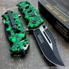 TAC FORCE TACTICAL SAWBACK Spring Assisted Open Pocket Knife