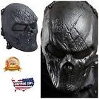 Tactical Full Face Airsoft Masks Skull Mask Paintball