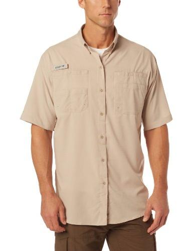 Columbia Men's Tamiami II Short Sleeve Shirt, Key West,