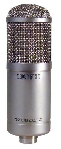 Nady TCM-1050 Vacuum Tube Condenser Microphone with Case and