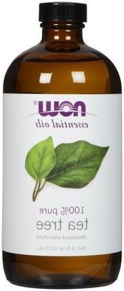 NOW Foods Essential Oils Tea Tree -- 1 fl oz