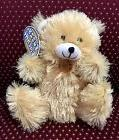 "NEW 8"" Fuzzy Friends Teddy Bear Doll Stuffed Animal NWT"