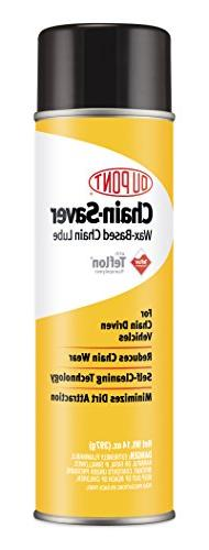DuPont Teflon Chain-Saver Dry Self-Cleaning Lubricant, 14-
