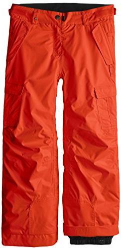 686 All Terrain Insulated Pant - Boys' Blue, XL