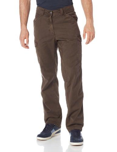 ExOfficio Men's Regular Length Terram Pant, Walnut, 32