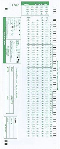 TEST-881E 881 E Compatible Testing Forms