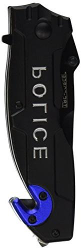 TAC Force TF-525PD Assisted Opening Folding Knife, Black