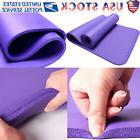 10MM Thick Durable Yoga Mat Non-slip Exercise Fitness Pad