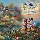 THOMAS KINKADE - DISNEY DREAMS - 2018 WALL CALENDAR - BRAND