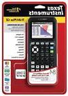 TEXAS INSTRUMENTS TI-84 PLUS CE GRAPHING CALCULATOR TI 84