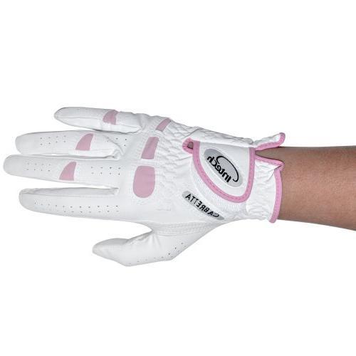 Intech Ti-Cabretta Ladies' Glove, Left-Hand, Small