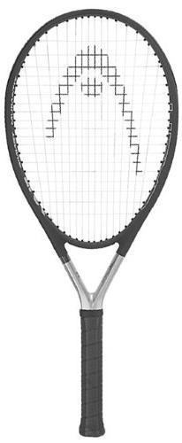 HEAD Ti.S6 Strung Tennis Racquet , Strung