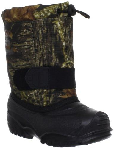 Tickle Insulated Boot ,Camo,6 M US Toddler