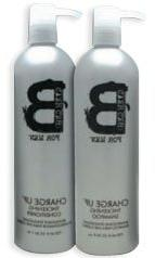 TIGI Bead Head for Men Charge UP Thickening Shampoo &