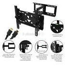 "Tilt 15°LCD LED Plasma TV Wall Mount Bracket 23-42"" 23 32"