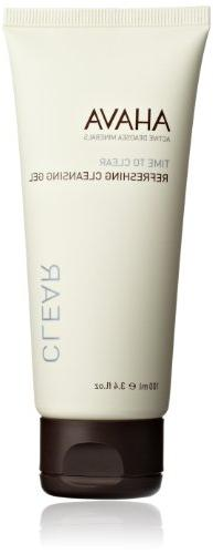 Time to Clear Refreshing Cleansing Gel by AHAVA for Unisex