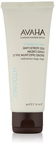 AHAVA Time to Smooth Age Perfecting Hand Cream Broad