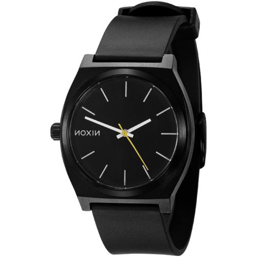 Nixon Time Teller P Black Watch