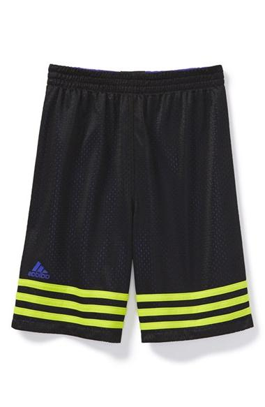Toddler Boy's adidas 'Team' Shorts, Size 2T - Black