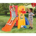 Kids Toddler Slide Playground Indoor Outdoor Soccer