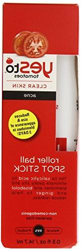Yes To Tomatoes Acne Treatment Spot Stick, 0.5 Fluid Ounce