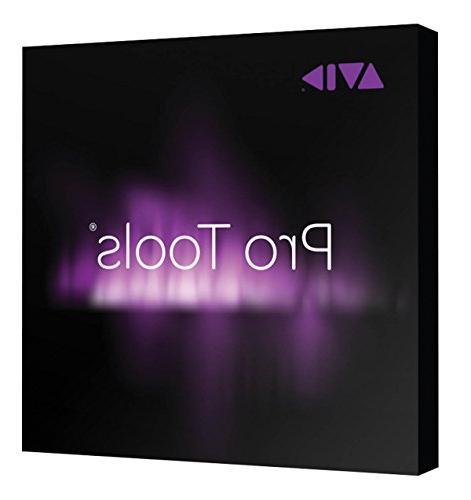 Avid 99356589700 -Channel Multitrack Recording Software
