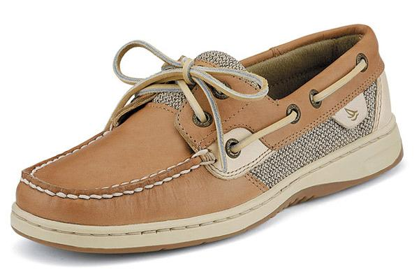 Sperry Top-Sider Women's Bluefish 2 Eye Boat Shoes - Size 6M